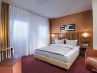 Komfort-Doppelzimmer, Quelle: (c) balladins SUPERIOR Hotel Mannheim