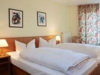 Komfort-Doppelzimmer, Quelle: (c) Akzent Hotel Zur grünen Eiche