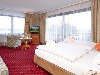 Komfort-Doppelzimmer, Quelle: (c) Hotel Haus Hammersbach