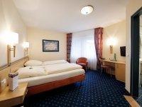 Komfort-Doppelzimmer, Quelle: (c) Hotel - Restaurant Hubertus