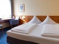 Komfort-Doppelzimmer, Quelle: (c) AKZENT Hotel Johannisbad