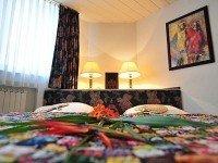 Komfort-Doppelzimmer, Quelle: (c) Hotel Hahnenkamp