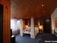 Komfort-Doppelzimmer, Quelle: (c) Zur Heidschnucke Asendorf