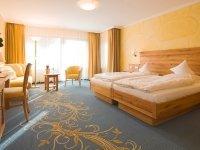 Komfort-Doppelzimmer, Quelle: (c) Ringhotel Mönch's Waldhotel