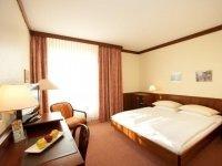 Komfort-Doppelzimmer, Quelle: (c) Leine Hotel