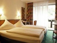 Doppelzimmer mit Balkon, Quelle: (c) Moselstern***Hotel Weinhaus Fuhrmann