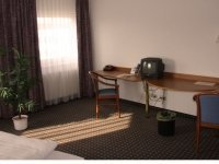 Komfort-Doppelzimmer, Quelle: (c) AKZENT Congresshotel Hoyerswerda