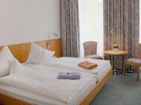 Komfort-Doppelzimmer, Quelle: (c) AKZENT Hotel Delitzsch
