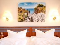 Komfort-Doppelzimmer, Quelle: (c) Hotel Selliner Hof