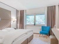 Komfort-Doppelzimmer, Quelle: (c) Hotel Bellevue Marburg