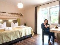Komfort-Wohlfühl-Doppelzimmer, Quelle: (c) Landarthotel Landgasthaus Beim Brauer