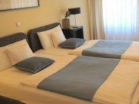 Komfort-Doppelzimmer, Quelle: (c) Residenz Hotel Am Festspielhaus
