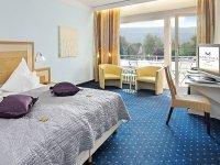 Doppelzimmer Classic Comfort, Quelle: (c) MaraVilla Beauty & Spa