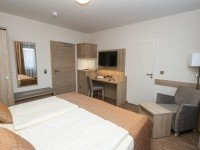 Komfort-Doppelzimmer, Quelle: (c) Brühl's Hotel Trapp