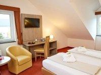Komfort Doppelzimmer  , Quelle: (c) Vulkanhotel balance&selfness