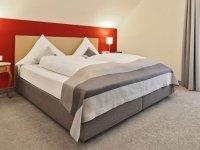 Komfort-Doppelzimmer, Quelle: (c) Hotel Restaurant Paradeismühle