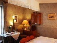 Komfort-Doppelzimmer, Quelle: (c) Historische Schlossmühle