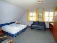 Komfort-Doppelzimmer, Quelle: (c) Arlau-Schleuse