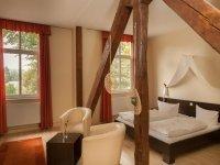 Doppelzimmer Komfort, Quelle: (c) Kulturhotel Kaiserhof