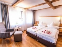 Komfort Doppelzimmer, Quelle: (c) Hotel Aquarium