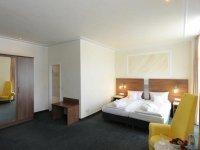Komfort-Doppelzimmer, Quelle: (c) Sympathie Hotel Fürstenhof