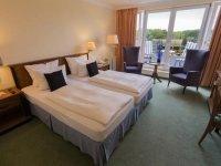 Komfort-Doppelzimmer mit Aufbettung, Quelle: (c) Hotel Kieferneck