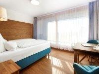Komfort Doppelzimmer mit Balkon, Quelle: (c) Hotel - Gasthof zur Rose