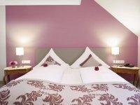 Komfort-Doppelzimmer Plus, Quelle: (c) Hotel Restaurant Paradeismühle