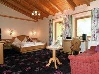 Komfort-Doppelzimmer Watzmannblick, Quelle: (c) Hotel Gasthof Hindenburglinde