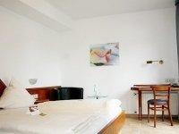 Komfort Doppelzimmer zur Einzelnutzung, Quelle: (c) Merfelder Hof Hotel und Restaurant