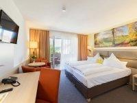 Komfort Doppelzimmer zur Einzelnutzung, Quelle: (c) Best Western Hotel Antoniushof
