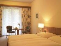 Komfort Dreibettzimmer , Quelle: (c) AKZENT Hotel Turmwirt Garni
