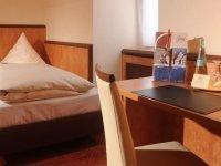 Komfort-Einzelzimmer, Quelle: (c) Landhotel Jäckel