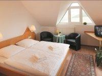 Komfort-Einzelzimmer, Quelle: (c) Burg-Hotel