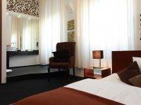 Komfort-Einzelzimmer, Quelle: (c) Hotel Amical