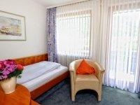 Komfort-Einzelzimmer Sommerbergblick, Quelle: (c) Hotel Rothfuss