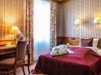Komfort Einzelzimmer, Quelle: (c) AKZENT Hotel Goldner Hirsch