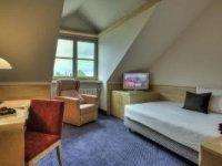 Komfort-Einzelzimmer, Quelle: (c) Hotel zur Post