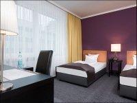 Komfort Einzelzimmer, Quelle: (c) SORAT Hotel AMBASSADOR Berlin
