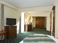 Komfort Einzelzimmer, Quelle: (c) Schlosshotel Schkopau