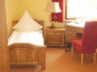 Komfort-Einzelzimmer, Quelle: (c) Hotel Egestorfer Hof