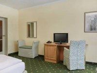 Komfort Einzelzimmer, Quelle: (c) H+ HOTEL Alpina