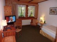 Komfort-Einzelzimmer, Quelle: (c) AKZENT Hotel Zur Wasserburg