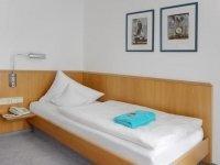 Komfort-Einzelzimmer, Quelle: (c) AKZENT Hotel Delitzsch