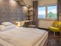 Komfort-Einzelzimmer, Quelle: (c) Hotel Bellevue Marburg