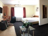 Komfort-Einzelzimmer, Quelle: (c) City Hotel Antik