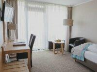 Komfort-Einzelzimmer, Quelle: (c) Kunzmann's Hotel | SPA | Restaurant