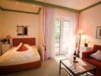 Komfort-Einzelzimmer, Quelle: (c) Sonnenhotel Amtsheide