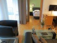 Komfort Einzelzimmer, Quelle: (c) Residenz Hotel Am Festspielhaus