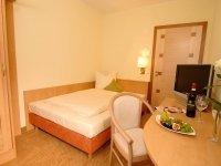 Einzelzimmer Komfort, Quelle: (c) Mosel-Hotel Hähn